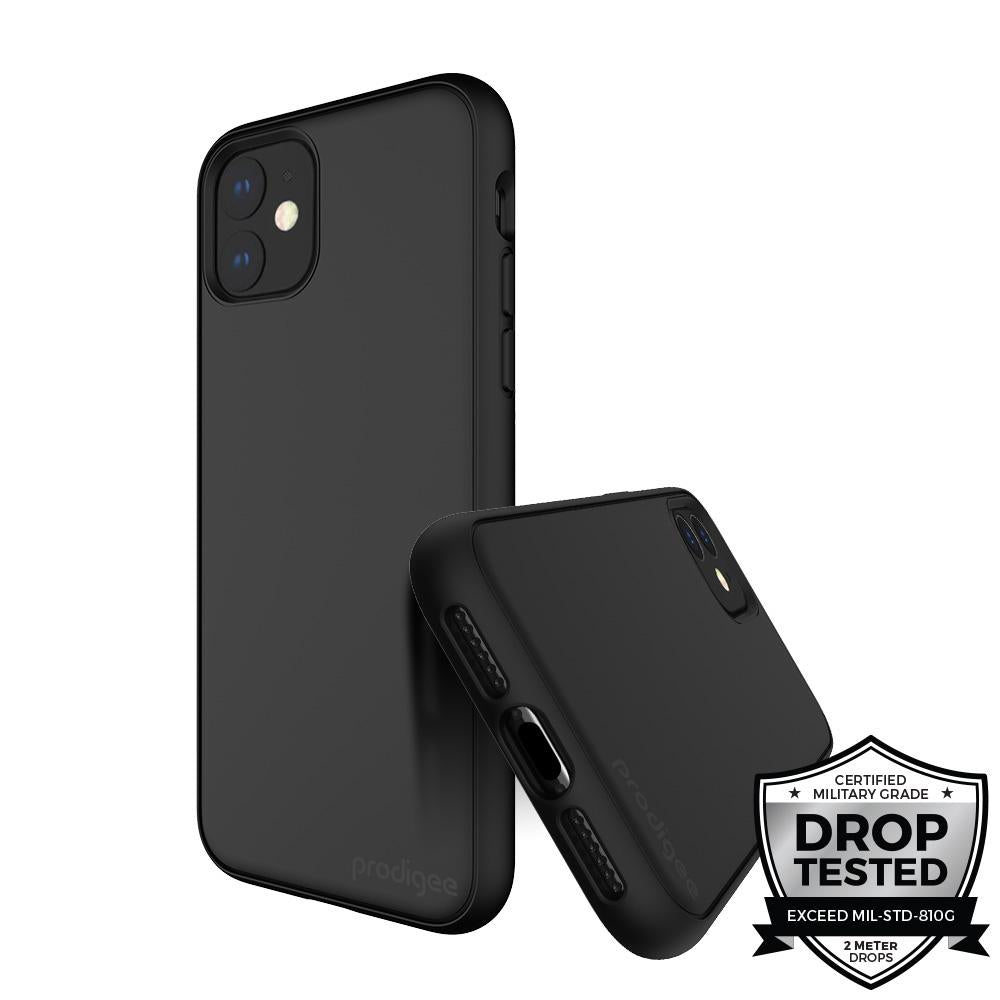 Case Prodigee Safetee Smooth iPhone 11 Negro