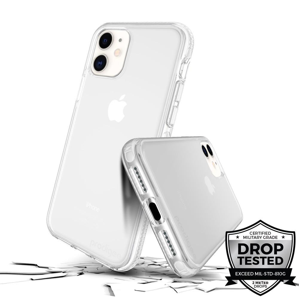 Case Prodigee Safetee Steel iPhone 11 Blanco