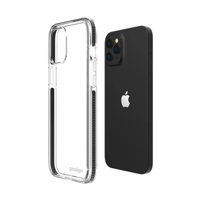 Case Prodigee Safetee Steel iPhone 12 Pro Max Negro