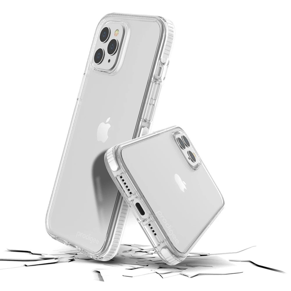 Case Prodigee Safetee Steel iPhone 12 / 12 Pro Blanco