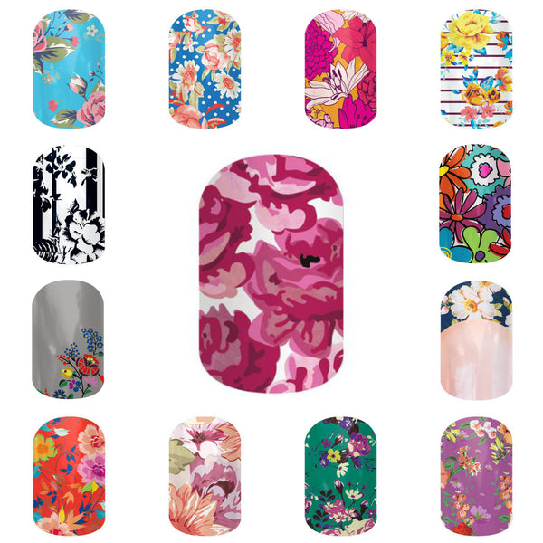 How to apply jamberry nail wraps | jamberry nail wraps tips