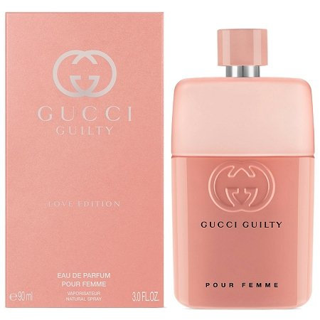 Gucci Guilty Love Edition perfume spray 90ml
