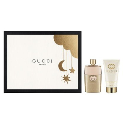 Gucci Guilty For Her Gift Set spray 50ml and body lotion 50ml