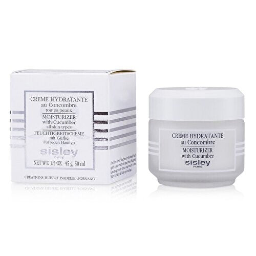 Sisley Moisturiser with Cucumber for All Skin Types 50ml