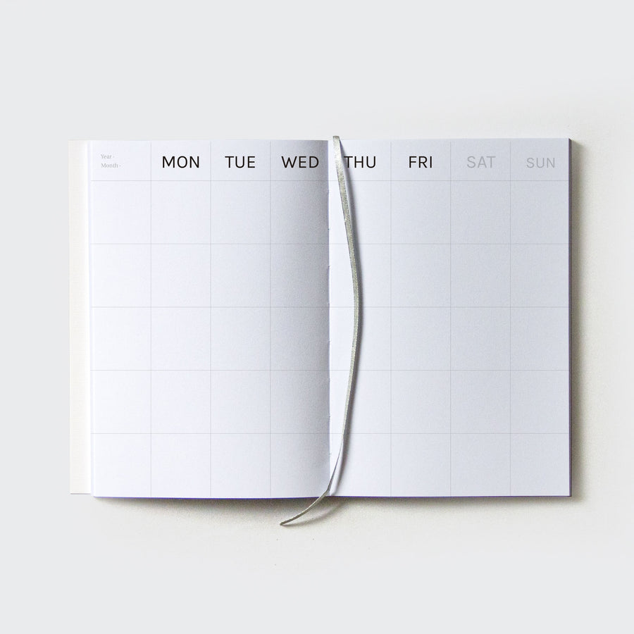 Basic Collection | Monthly Planner
