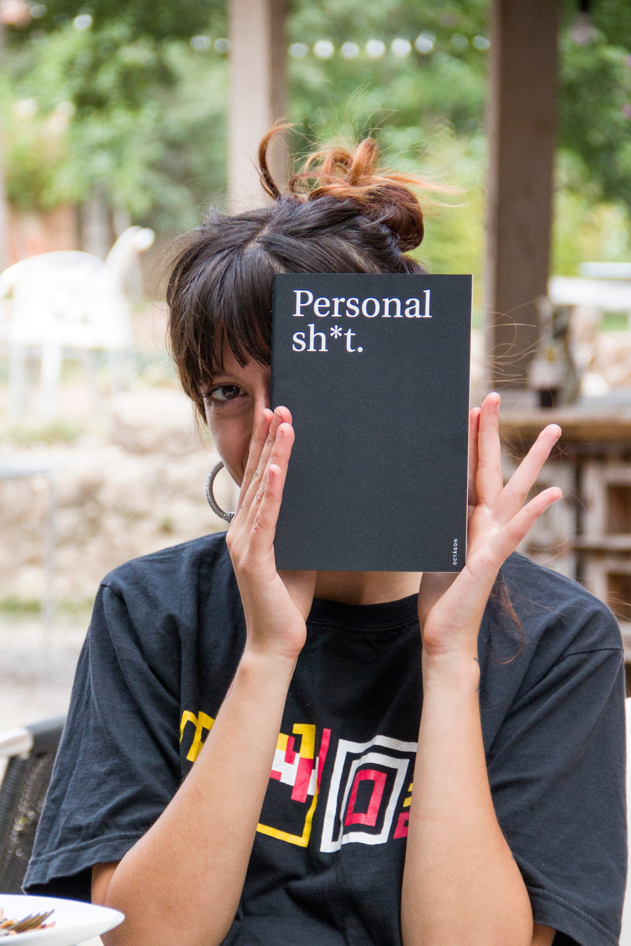 PERSONAL SH*T, Notebook