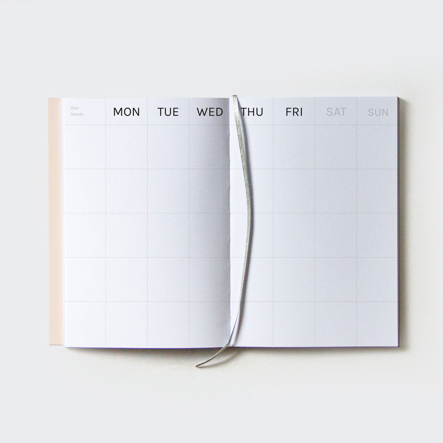 Your Inner Life | Monthly Planner
