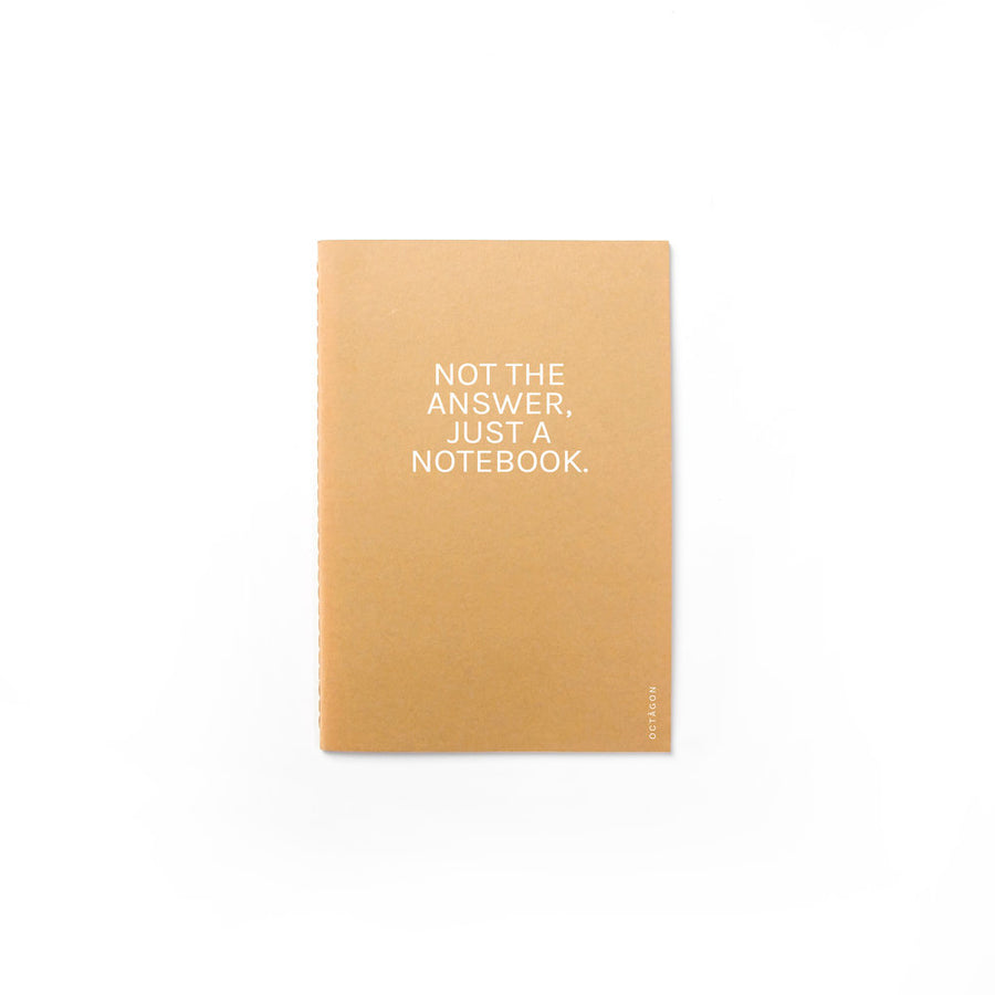 NOT THE ANSWER, JUST A NOTEBOOK