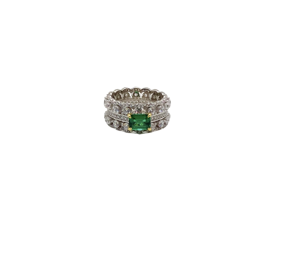 EMERALD CRYSTAL BAND