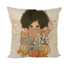 Load image into Gallery viewer, Fall Vibes Throw Pillows