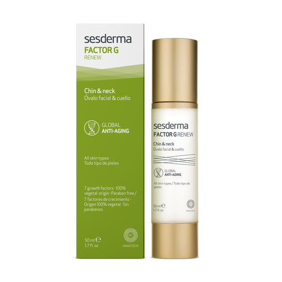 FACTOR G RENEW Óvalo facial & cuello Anti-aging