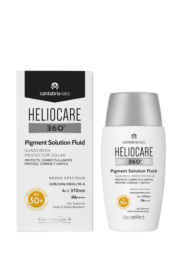 Heliocare Pigment solution fluid Bloqueador