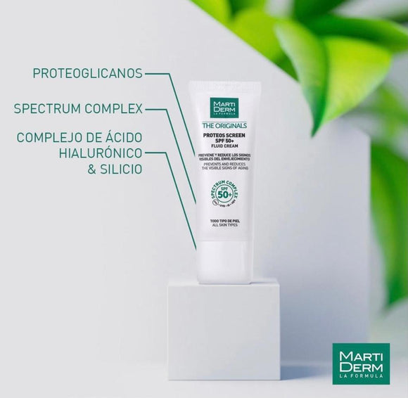 PROTEOS SCREEN SPF 50+ Bloqueador