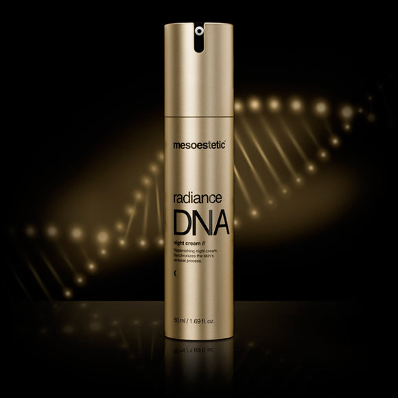 Radiance DNA night cream Anti-aging