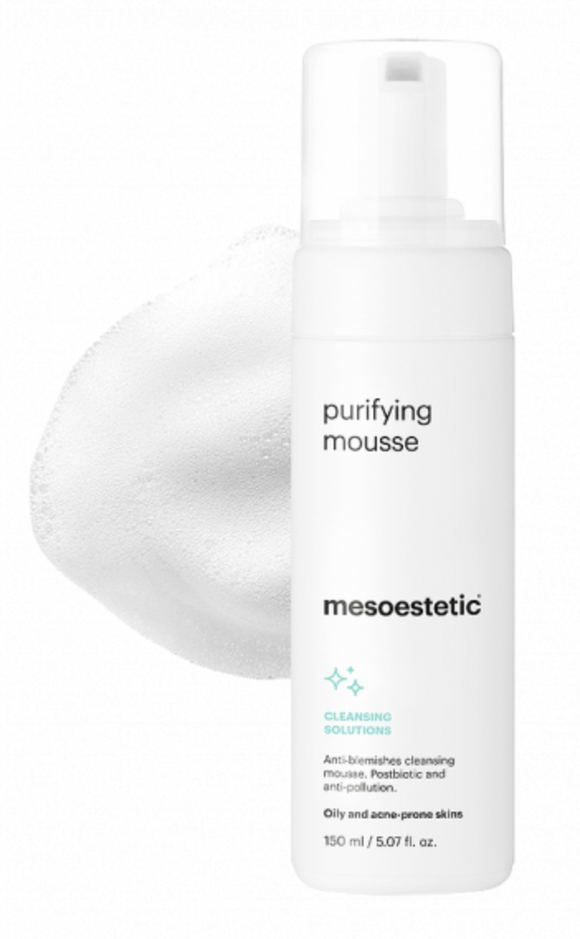 Purifying mousse Antiacne e imperfecciones