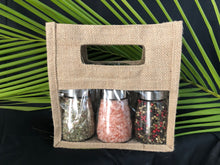 Load image into Gallery viewer, 3 Pack Gift Bag - Herb & Garlic