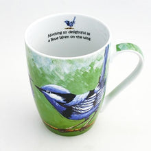 Load image into Gallery viewer, Blue Wren - Designer Mug
