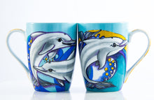 Load image into Gallery viewer, Dolphin - Designer Mug