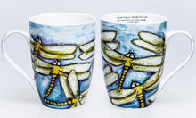 Load image into Gallery viewer, Dragon Fly - Designer Mug