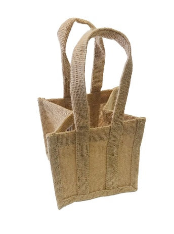 Natural Jute Sack - Small