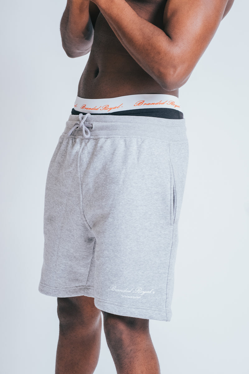 BR™️ Smokey Grey Shorts