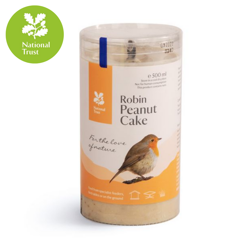National Trust Gourmet Robin Peanut Cake 500ml