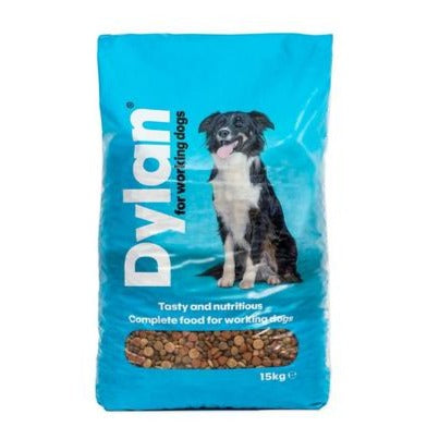 Dylan Complete Working Dog Food 15kg, Dog Food by Dog In A Box