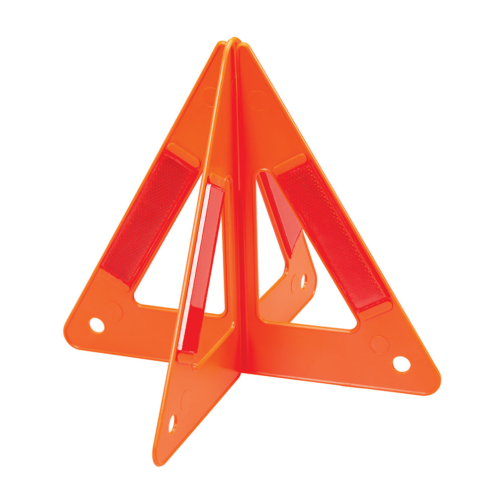 Silverline Emergency Safety Warning Triangle 230 x 260mm, Safety & Warning Signs by Dog In A Box
