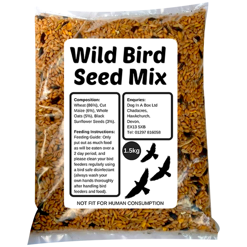Wild Bird Seed Mix - All Seasons Mix