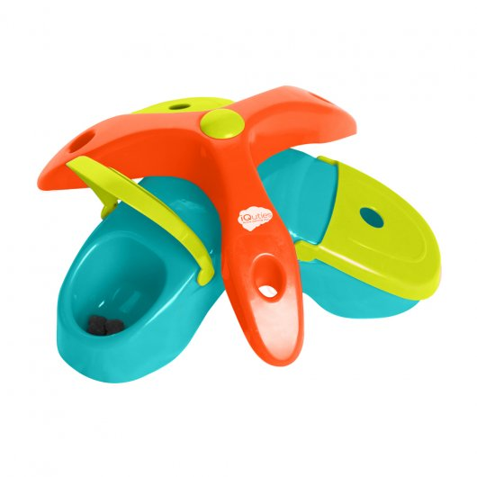 iQuties Active Training Twist & Flip, Pet Training Aids by Dog In A Box
