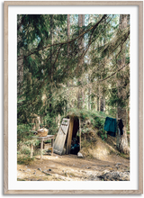 Load image into Gallery viewer, Forest Hut