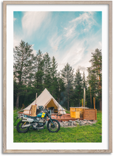 Load image into Gallery viewer, Gone Camping