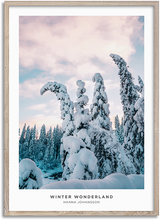 Load image into Gallery viewer, Winter wonderland