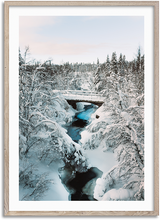 Load image into Gallery viewer, Winter Stream