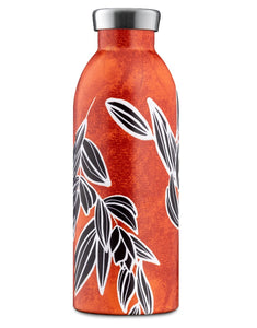 Thermo Clima 500 ml – Orange, blanc et noir « Ashanti batik »