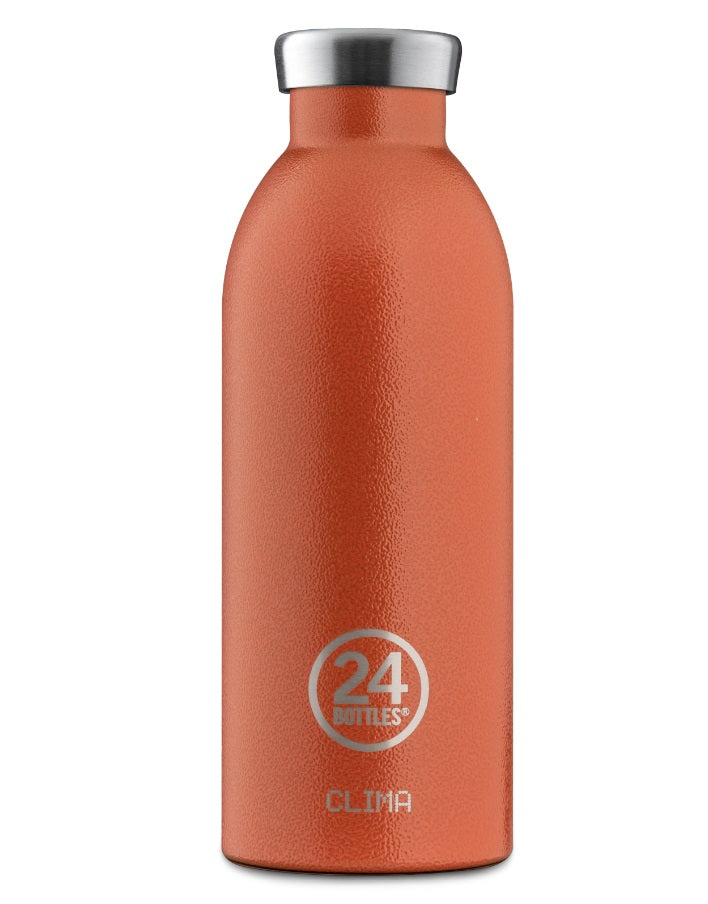 Thermo Clima 500 ml – Orange uni « Sunset orange »