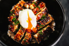 Load image into Gallery viewer, Grilled Live Freshwater Eel Donburi