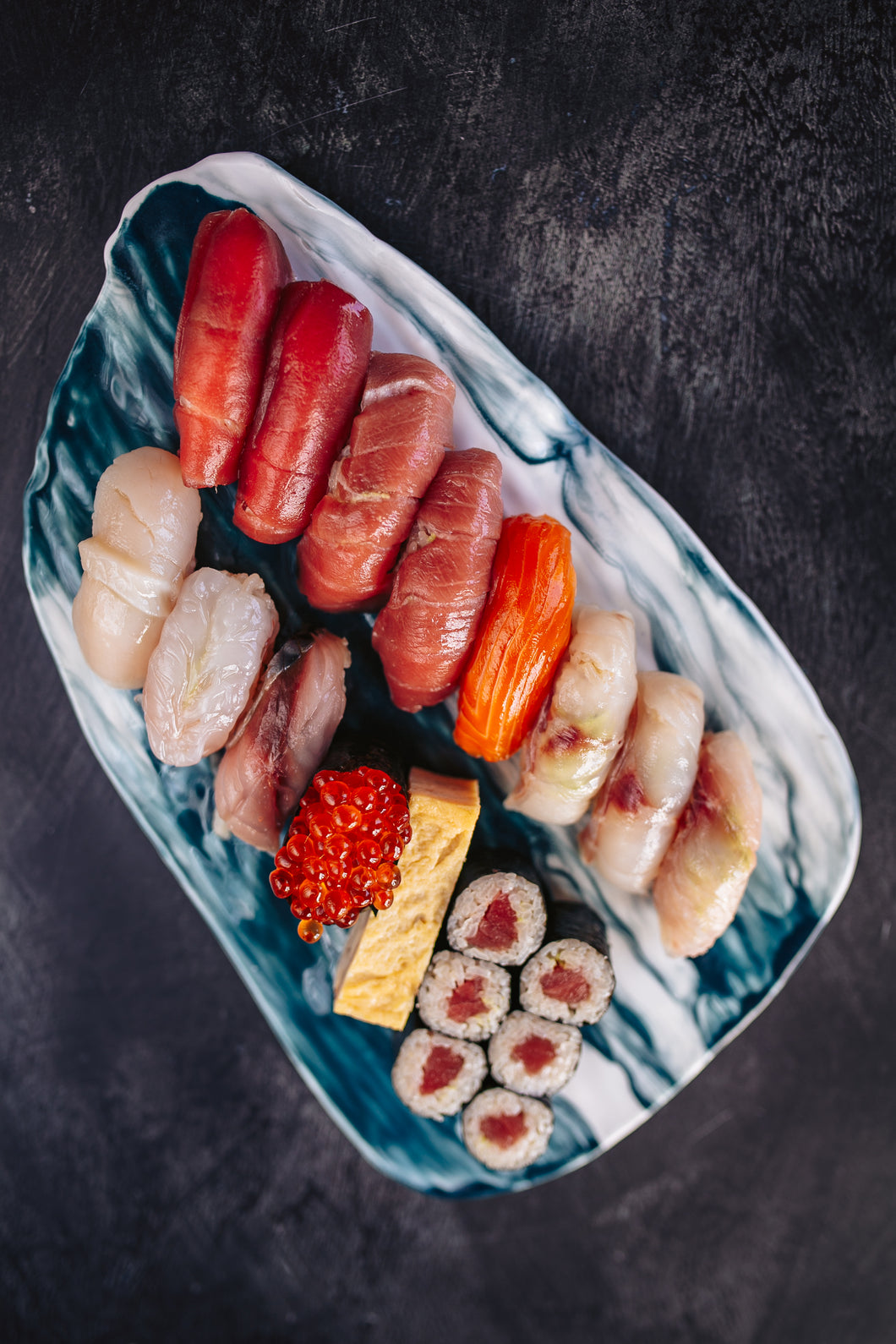 12 Piece Nigiri Chef Selection Set