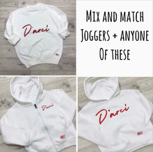 Load image into Gallery viewer, Mix & Match Joggers and hoodie set