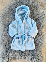 Load image into Gallery viewer, Personalised Dressing Gown (6 Months-6 Years)