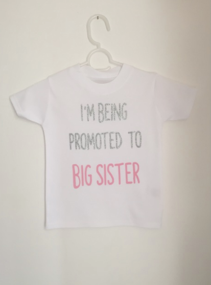 I'm Being Promoted To Big Sister
