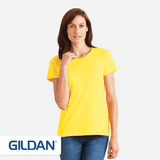 GILDAN® Heavy Cotton™ Missy Fit T-Shirt. 5000L
