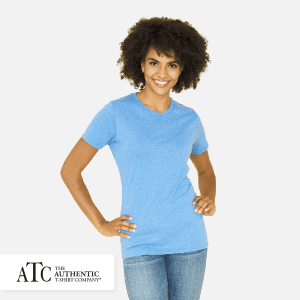 ATC™ Everyday Cotton Ladies' Tee. ATC1000L