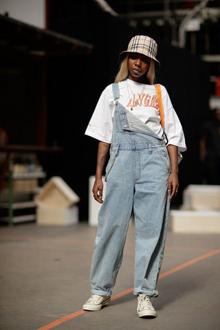 Skate Style Bucket Hat Outfit