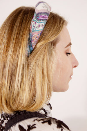 Curtain Call Print Headband