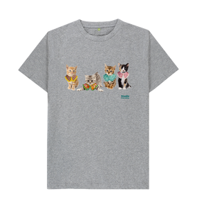 Kittens in Collars Tee