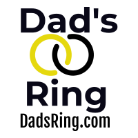 Dad's Ring - Safe Wedding Rings for Men