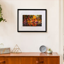 "Load image into Gallery viewer, Framed Print ""A Warm Place Print"" (16 x20"")"