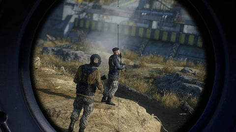 Crosshairs - Sniper Ghost Warrior Contracts 2