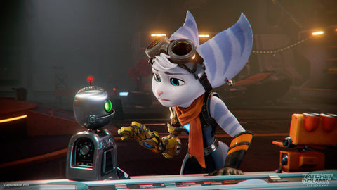 Rivet Ratchet and Clank PS5